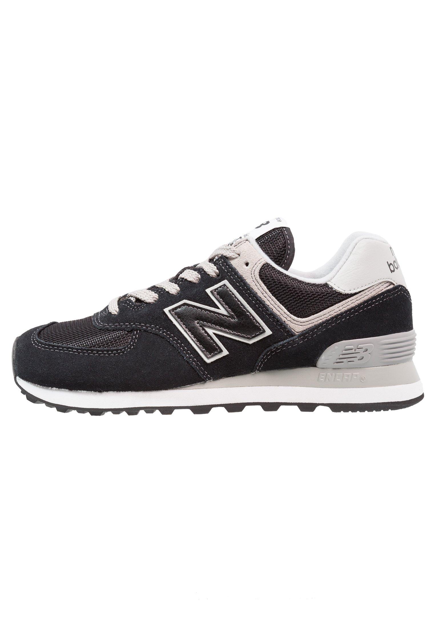 new balance 574 noire