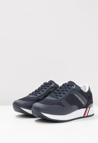 Tommy Hilfiger - ACTIVE CITY  - Sneaker low - blue - 4