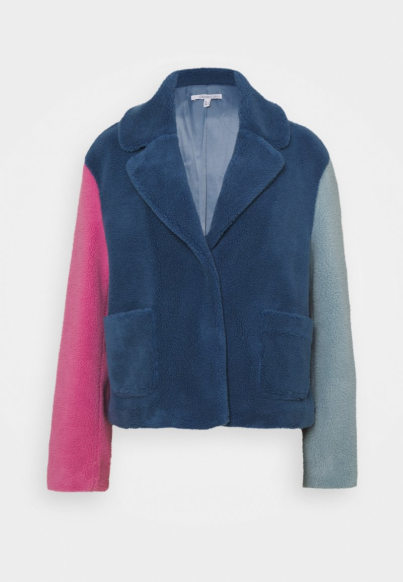 Olivia Rubin - CASS JACKET - Winter jacket -  blue