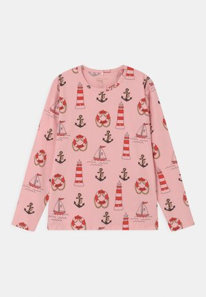 LIGHTHOUSE TEE UNISEX - Long sleeved top - pink