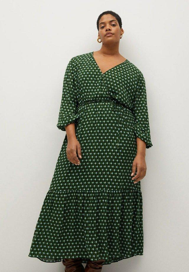 MADRID - Vestito lungo - vert