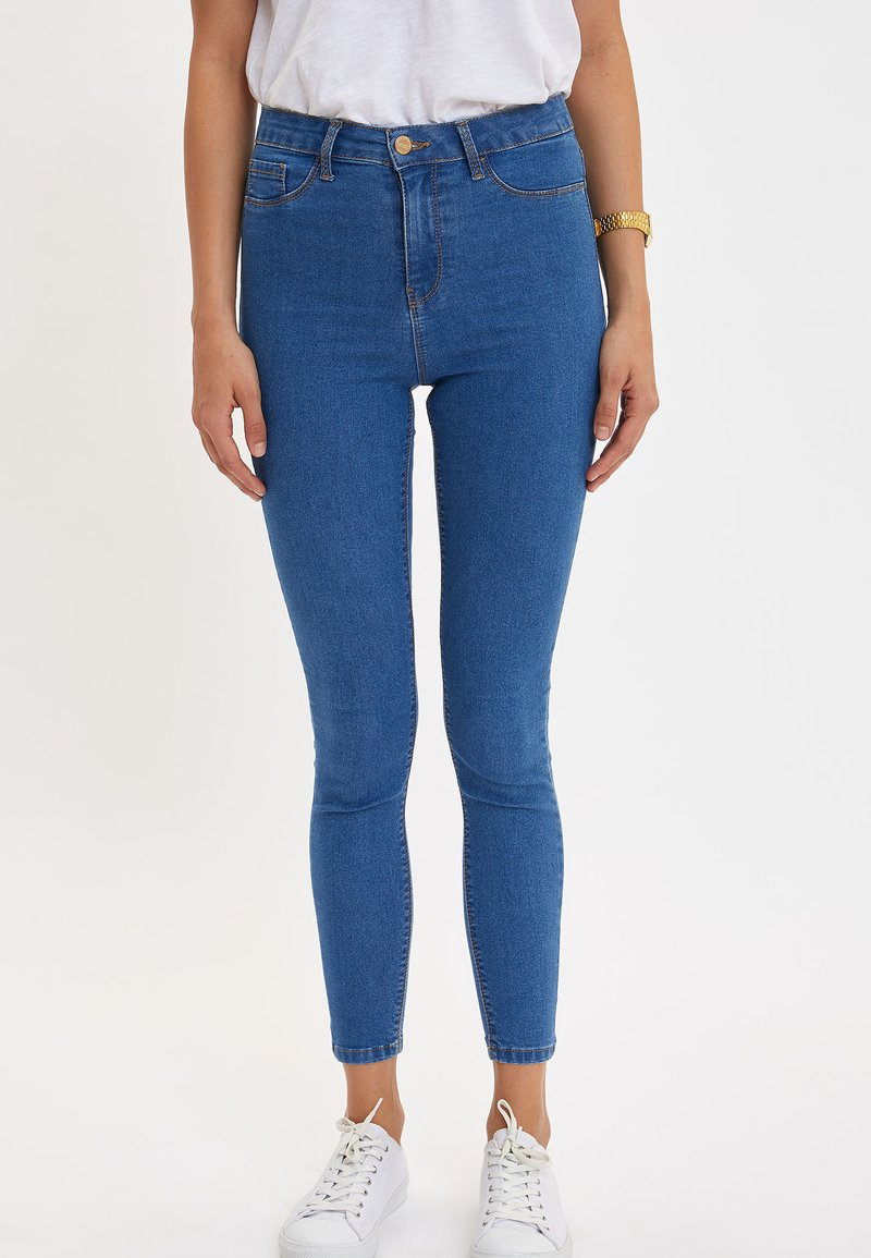 DeFacto - ANNA  - Jeans Skinny Fit - blue