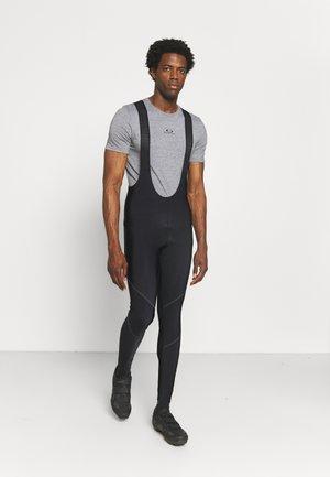 BIKE THERMO - Leggings - black