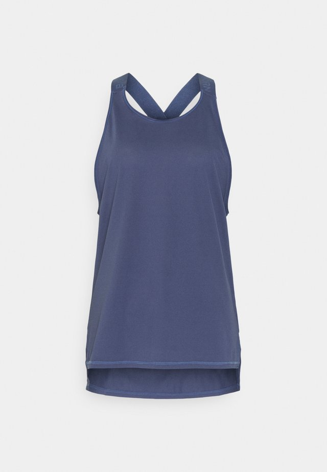 CASSIE LOOSE - Top - crown blue
