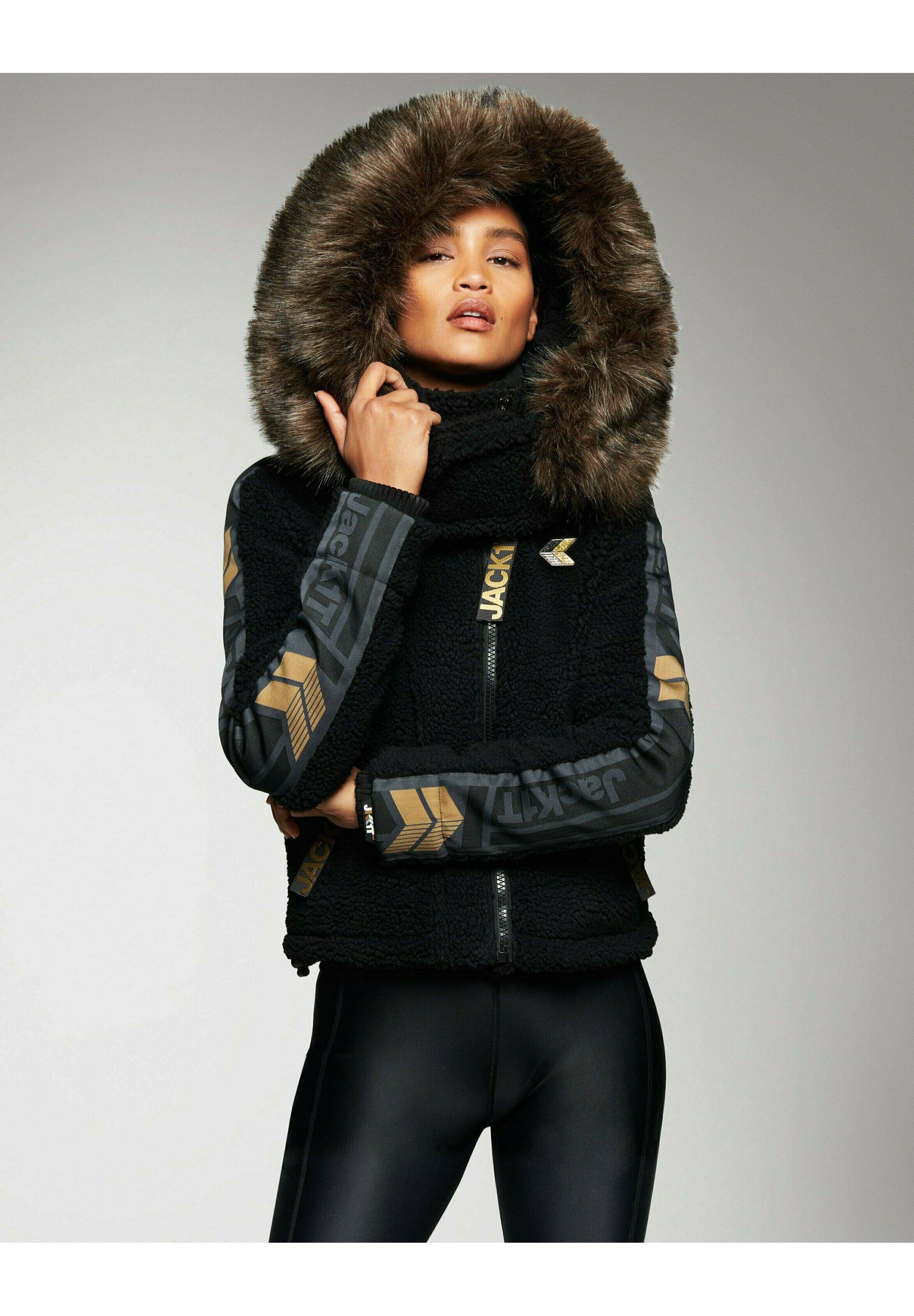 Damen JetStream Luxe Jacket - Kapuzenpullover