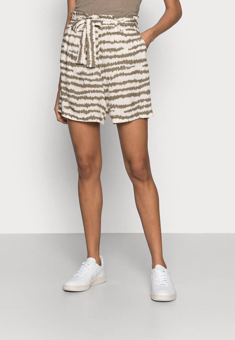 Soyaconcept - PIA - Shorts - army combi
