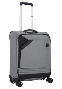 Titan - FOXX  - Wheeled suitcase - silver black - 3