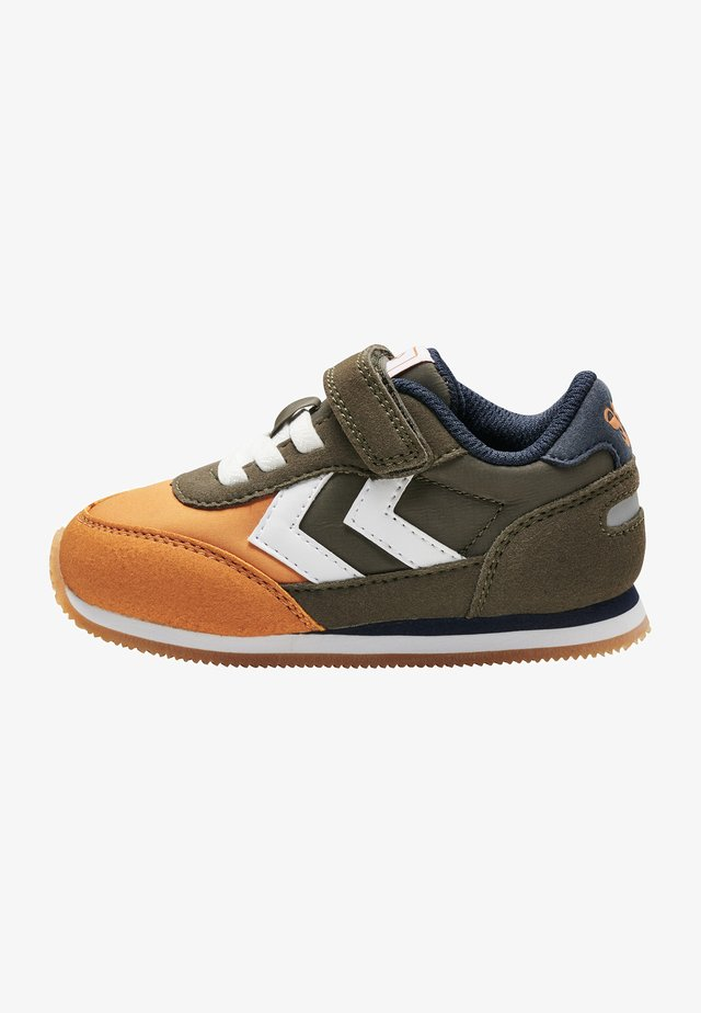 REFLEX INFANT - Trainers - black olive