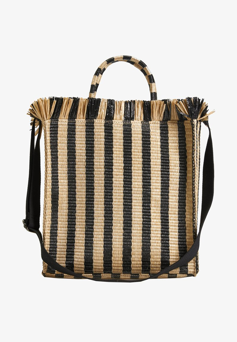 OYSHO - TWO-TONE MULTIWAY SHOPPER 14220580 - Shopping bag - multi-coloured