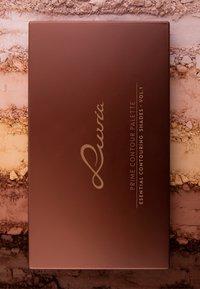 Luvia Cosmetics - PRIME CONTOUR PALETTE-ESSENTIAL CONTOURING SHADES VOL.1 - Face palette - - - 4