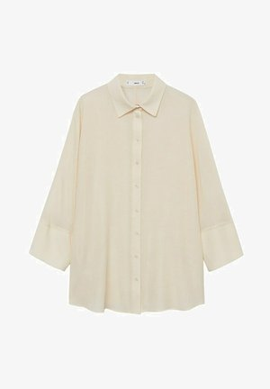TOMMY-A - Button-down blouse - écru