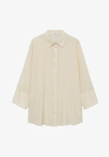 TOMMY-A - Button-down blouse - écru