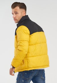 Jack & Jones - MIT - Winter jacket - yolk yellow - 2