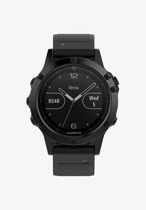 GPS FĒNIX 5 - Smartwatch - black