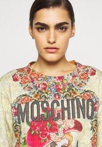 MOSCHINO - Sweatshirt - multicoloured - 3