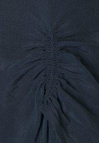 NAF NAF - THAMA - Button-down blouse - bleu marine - 2