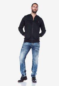 Cipo & Baxx - Training jacket - black - 1
