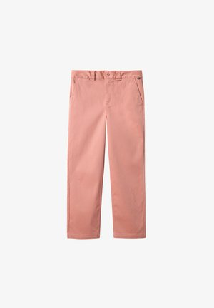 AUTHENTIC - Pantalones chinos - rose dawn