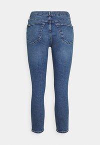 Topshop Petite - JAMIE - Jeans Skinny Fit - mid denim - 1