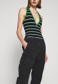 Citizens of Humanity - GAIA PANT - Trousers - black - 5