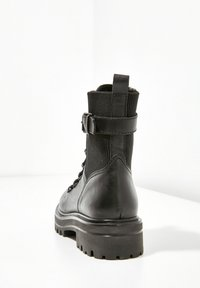 Inuovo - Platform ankle boots - blackblk - 4