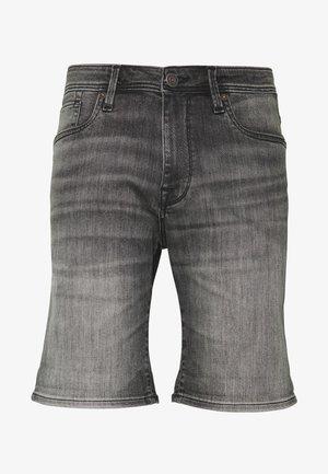 SLHALEX - Jeans Short / cowboy shorts - grey