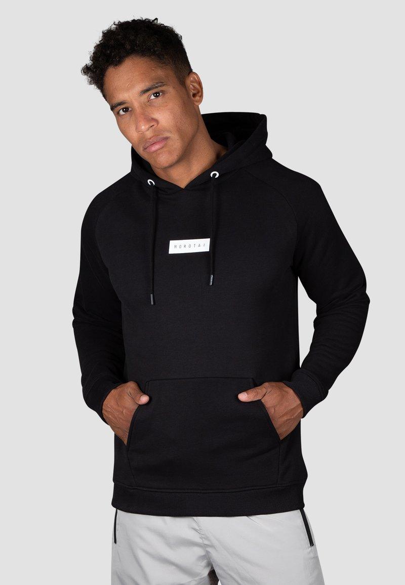 MOROTAI - Hoodie - schwarz