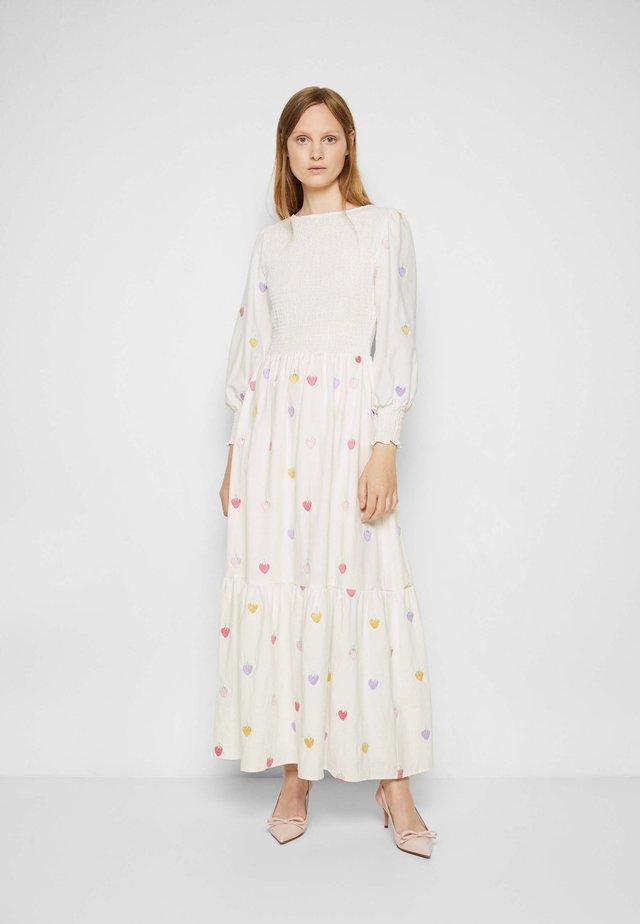 SADIE - Maxi šaty - white