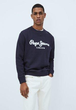HAROLD - Sweatshirt - deepsea blau