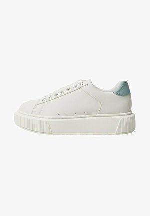 ILO - Sneakers laag - weiß