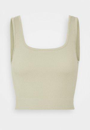 VMEVE - Pyjama top - mineral gray