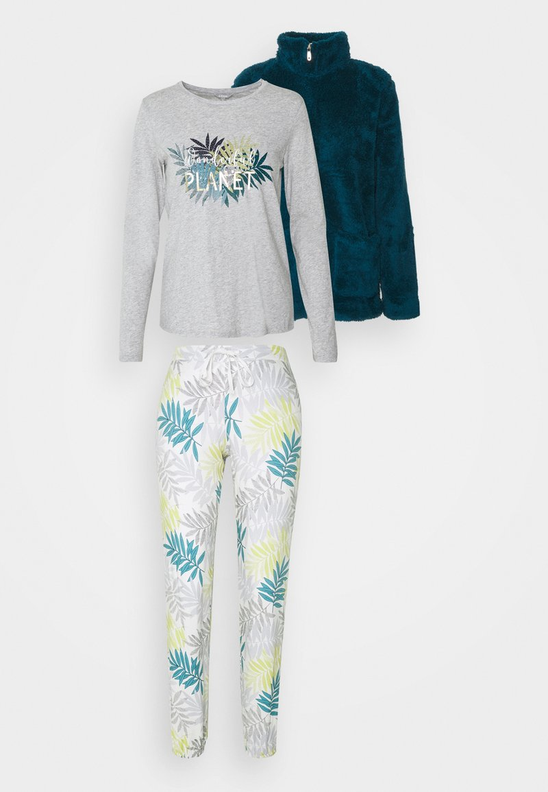 Etam - RITA SET - Pyžamo - turquoise