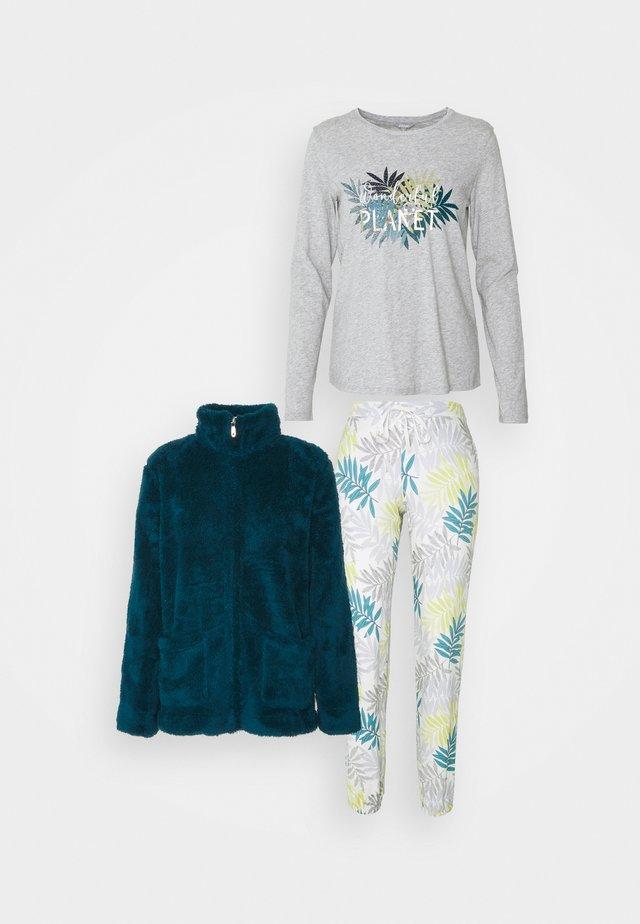 RITA SET - Pyjamas - turquoise