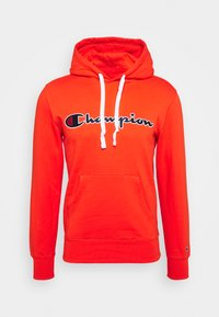 Champion - HOODED - Mikina skapucí - red - 4