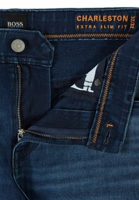 BOSS - CHARLESTON - Slim fit jeans - dark blue - 4