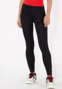 Tezenis - Leggings - Trousers - nero - 0