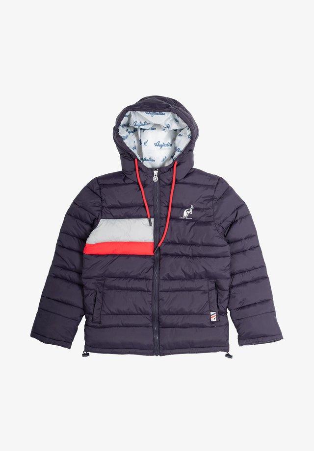 Winter jacket - blu