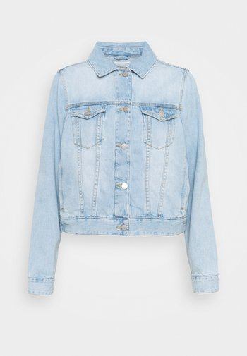 VIROSABELL JACKET - Denim jacket - light blue denim