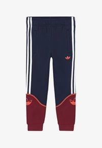 adidas Originals - OUTLINE PANTS - Verryttelyhousut - dark blue - 2