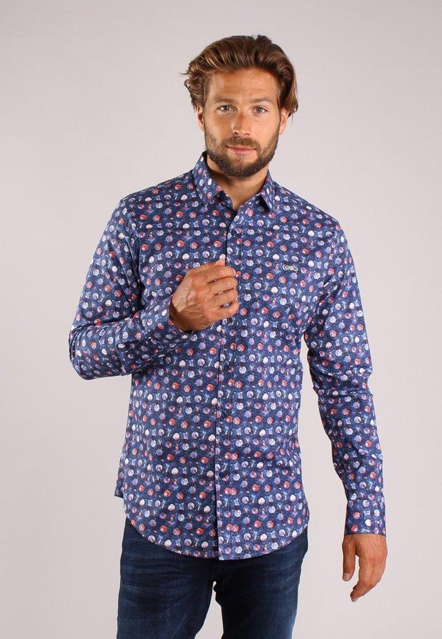 Camisa - blue