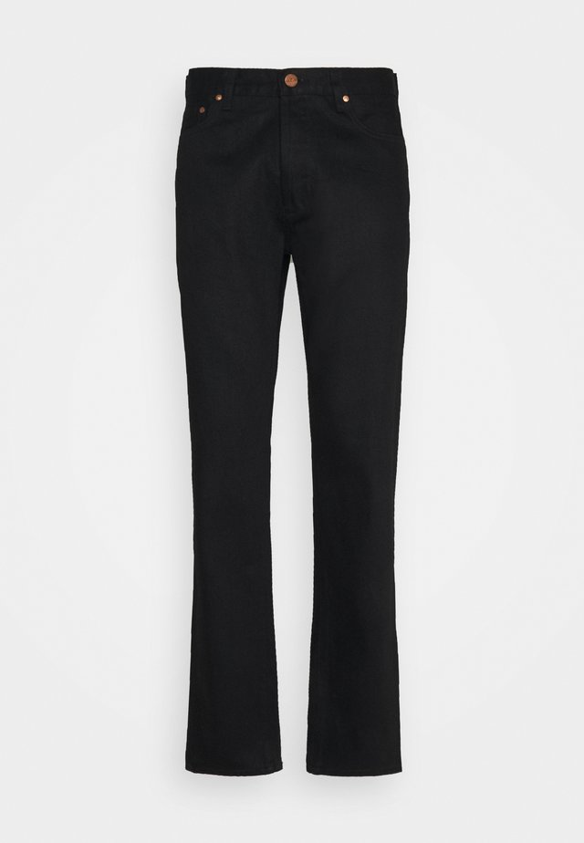 TAPERED - Jeans a sigaretta - black