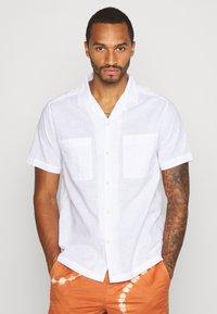Topman - Shirt - white - 0