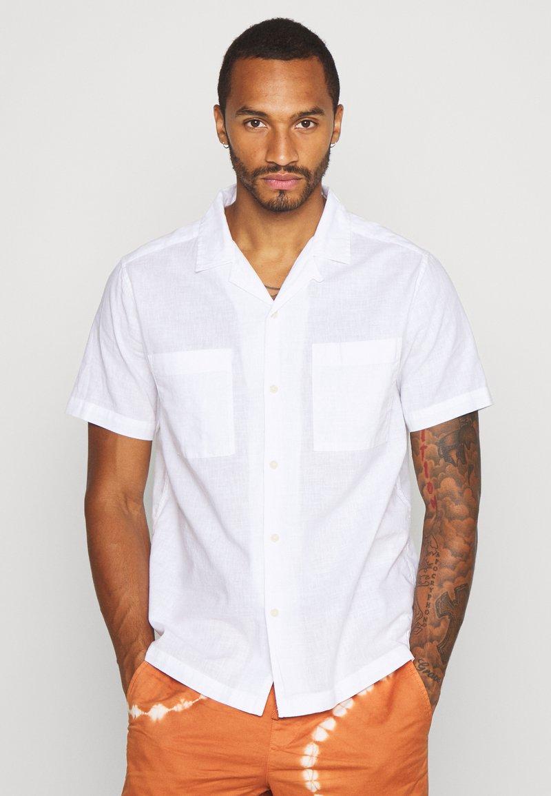 Topman - Shirt - white
