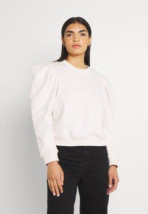 LMC SLEEVE - Sweatshirt - crystal gray