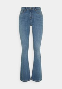 b.young - BYLOLA BYLUNI  - Flared Jeans - light blue - 0