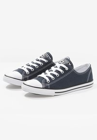 Converse - CHUCK TAYLOR ALL STAR DAINTY - Baskets basses - athletic navy - 2