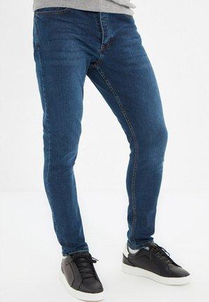 Jean slim - navy blue