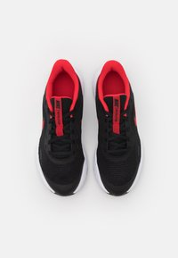 Nike Performance - REVOLUTION 5 UNISEX - Neutral running shoes - black/university red/white - 3