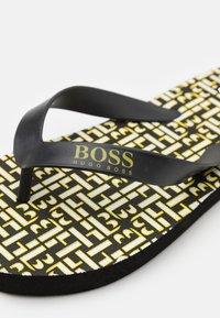BOSS - T-bar sandals - black - 5
