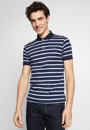 PIMA POLO - Polo shirt - french navy multi